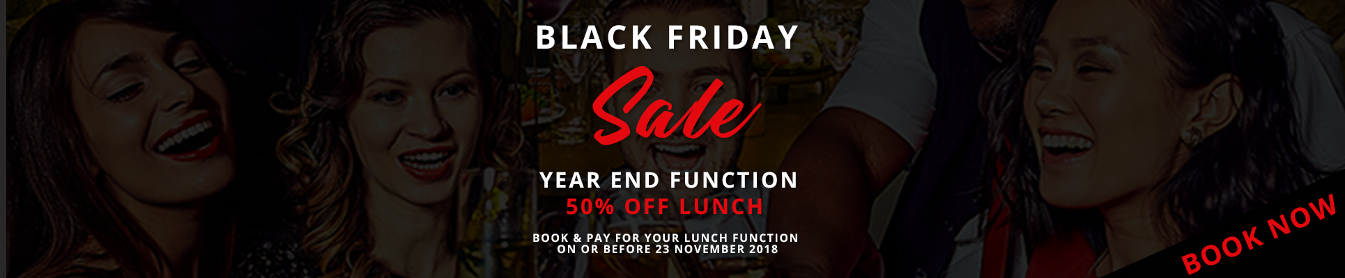 Carnivore Restaurant Year End Functions - Early Bird Special