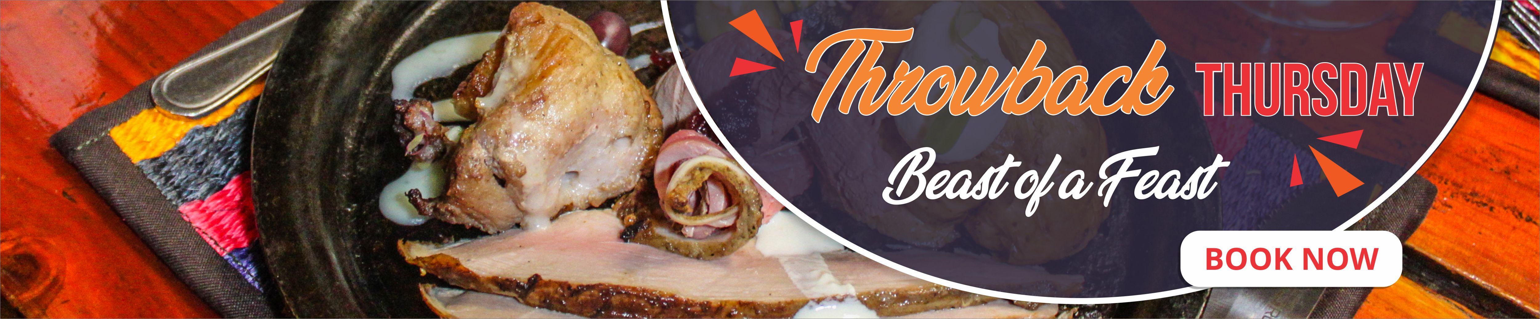 Carnivore Throwback Thursdays